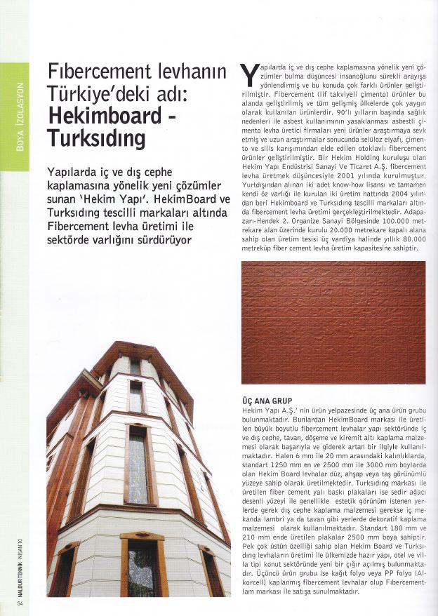 Nalbur Teknik مجلة