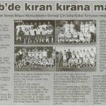 Sakarya Adapostası صحيفة