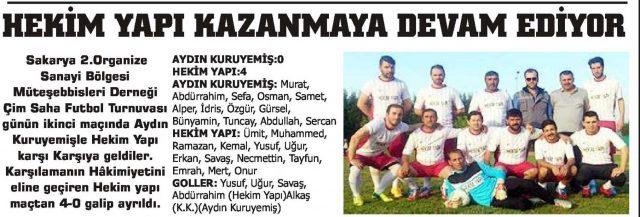 Akşam Haberleri صحيفة