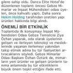 Bizim Kocaeli صحيفة