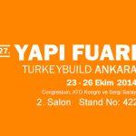 شركة حكيم يابى المساهمة في معرض البناء 27 في أنقرة