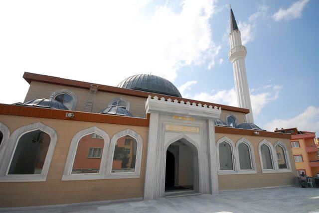 عمر المسجد أطباء