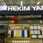 2014منصة معرض البناء في اسطنبول[