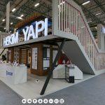 2015منصة معرض البناء في اسطنبول[