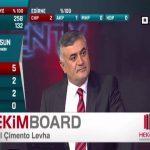 الشريط الإعلاني لـ HekimBoardعلى قناة NTV