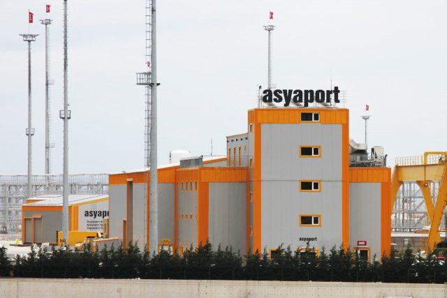 ميناء Asiaport