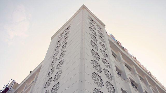 مبنى رئاسة جامعة سينوب التركية