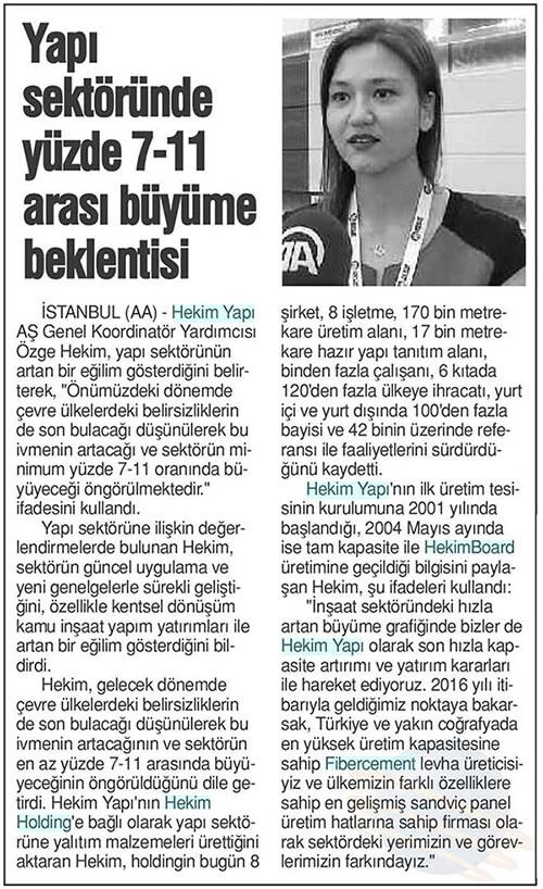 Yeni Çağrı صحيفة
