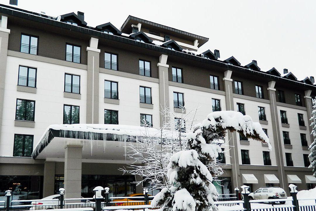 فندق منتجع جبل إيلجاز