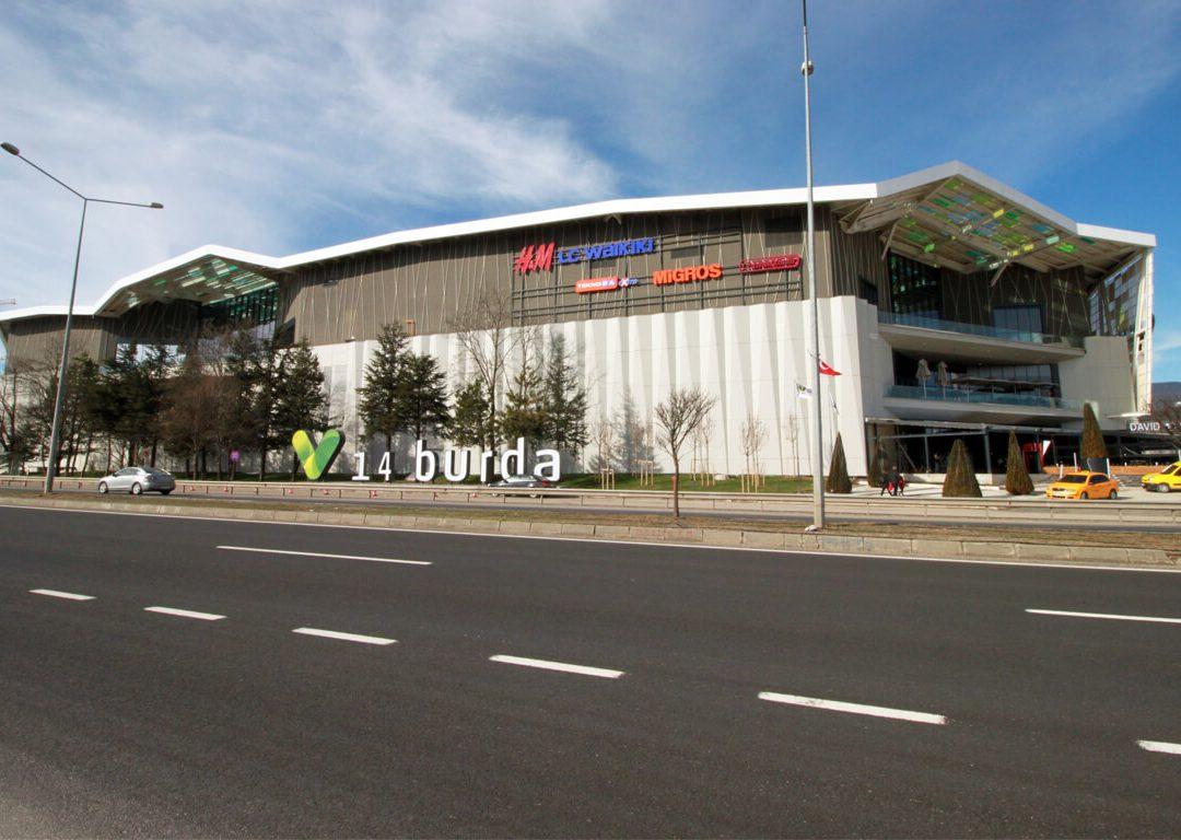 مركز التسوق Burda 14