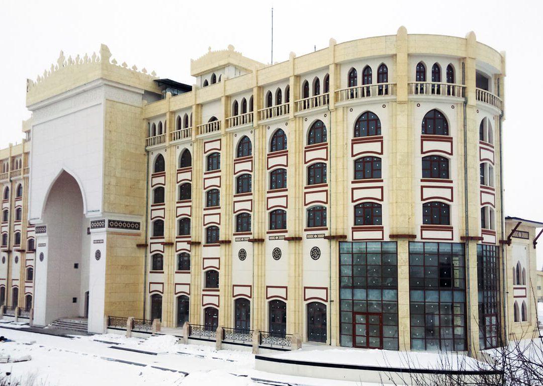 مشروع فندق حراري