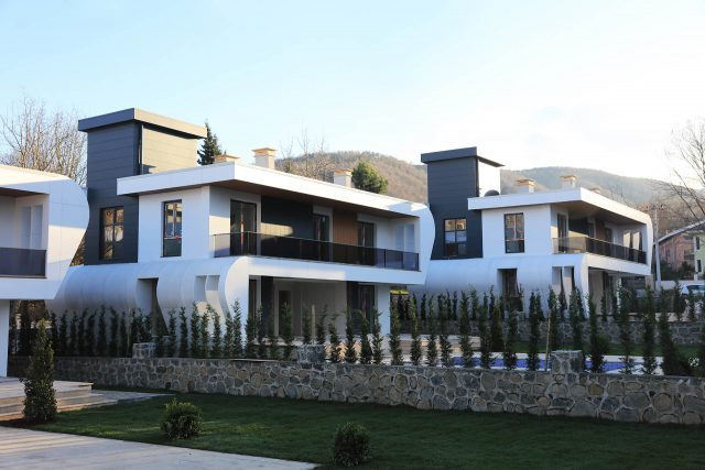 منازل سانتاس ألبرين
