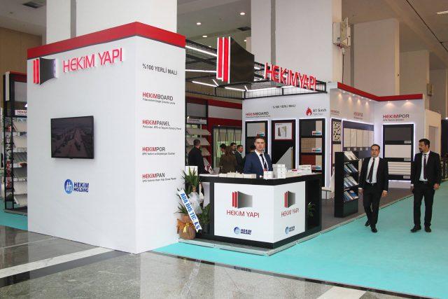 المعرض التركي لتكنولوجيا الإنشاءات والبناء الصناعي 2018