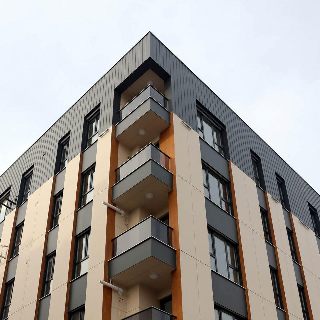 مشروع سيران تيبي للإسكان