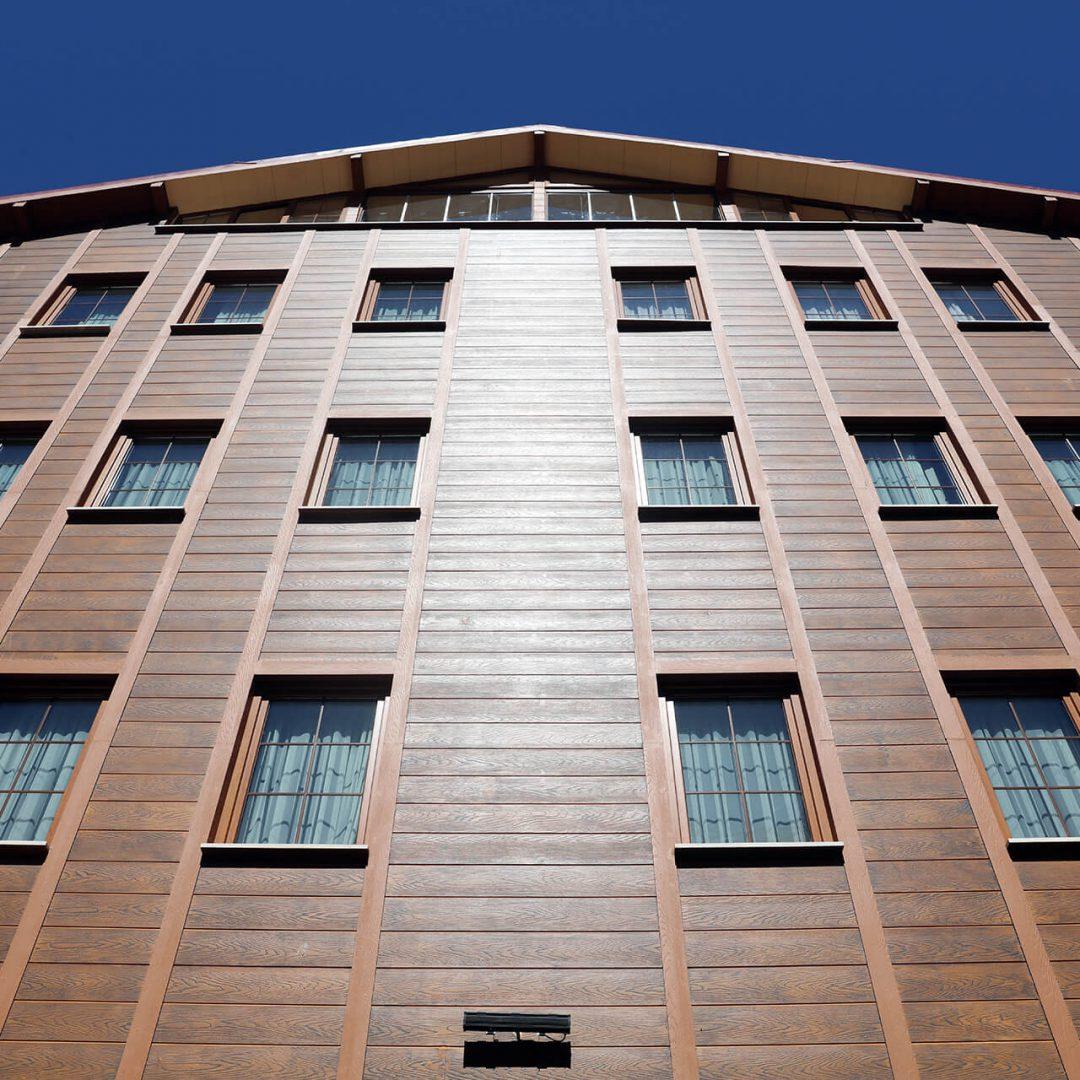 مشروع فندق أوزنجول