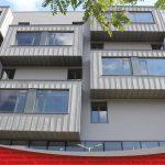 النقطة المشتركة للمباني الحديثة والجمالية | حكيم للبناء
