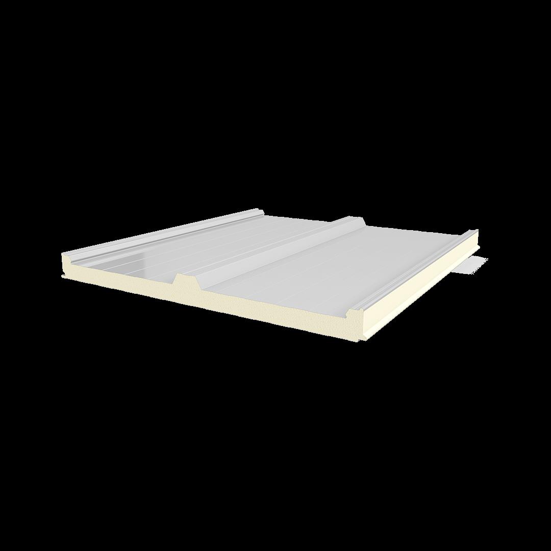 ألواح ذات 3 أضلاع متوجة رقاقة معدن – PIR – رقاقة معدن