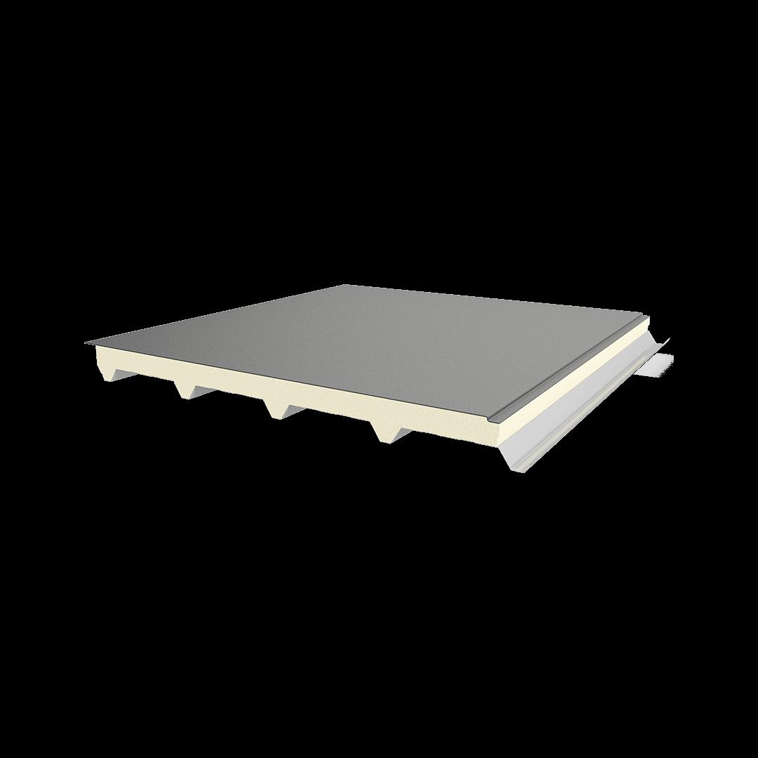 ألواح ذات 5 أضلاع رقاقة معدن – PIR – غشاء
