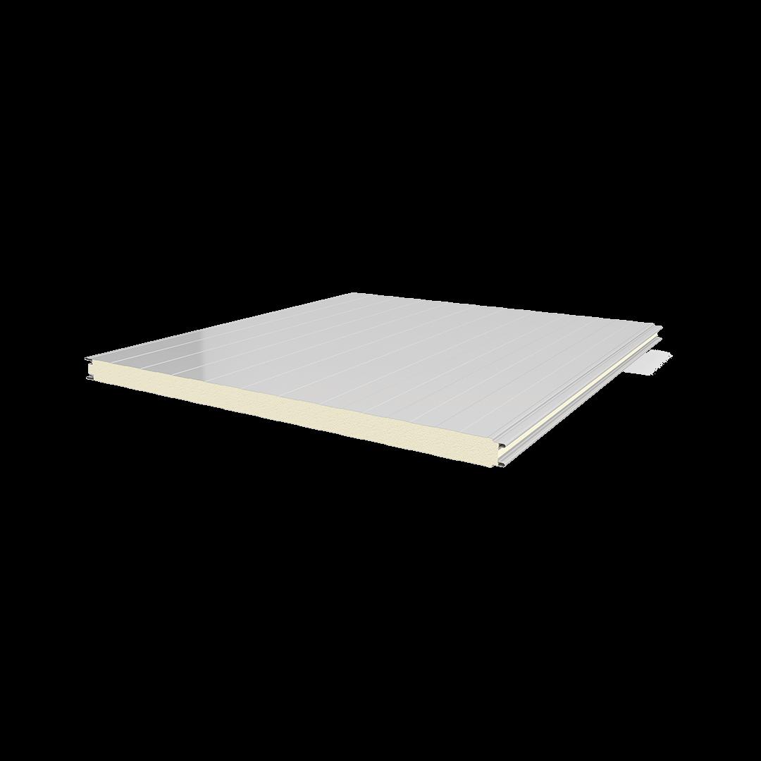 ألواح من نوع غرف التبريد رقاقة معدن – البولي يوريثين – رقاقة معدن