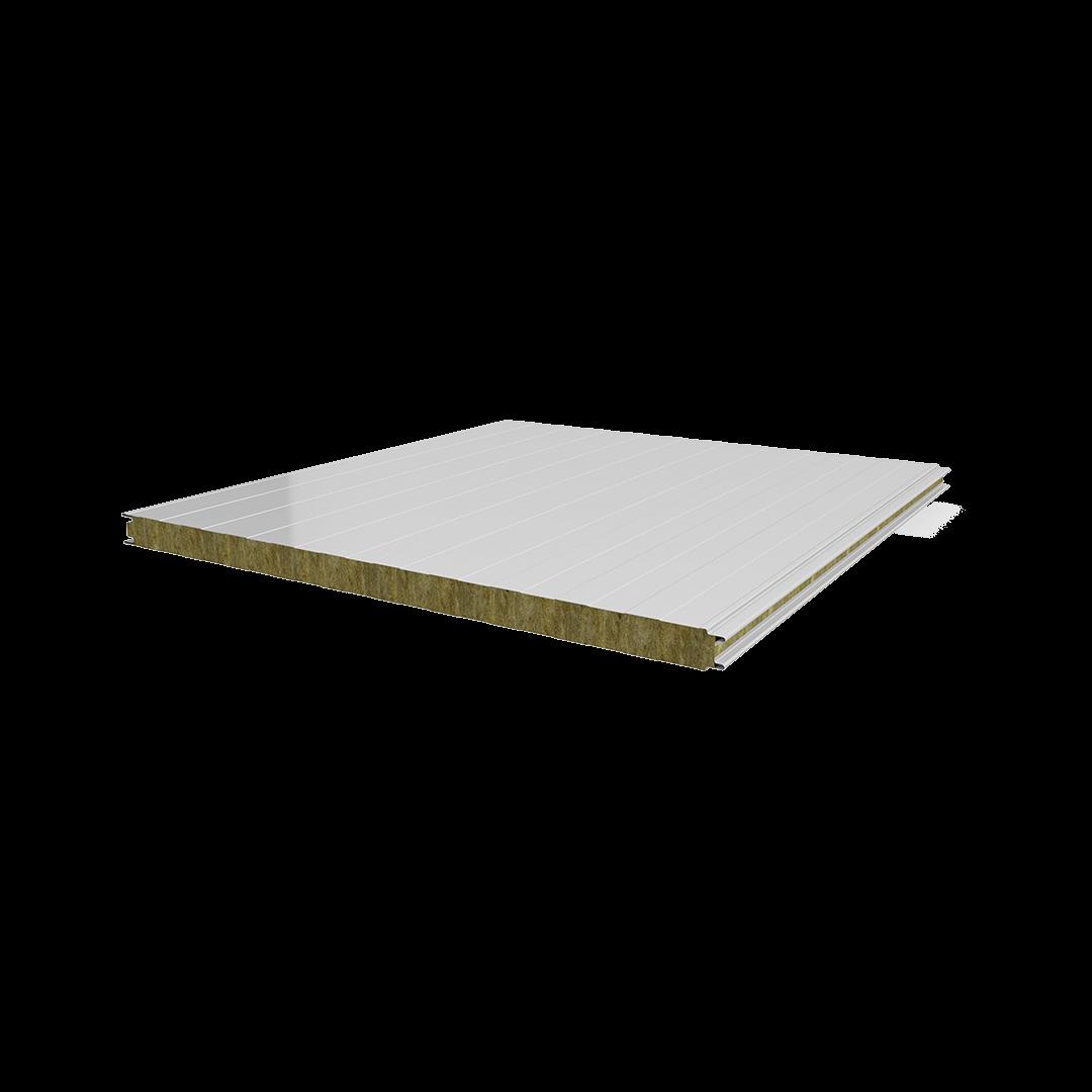 ألواح من نوع غرف التبريد رقاقة معدن – الصوف الصخري – رقاقة معدن
