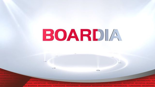 فيديو ترويجي للإسمنت الليفي المرن Boardia و HekimBoard