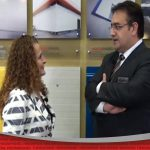تلفزيون فوار (معرض البناء 2014)