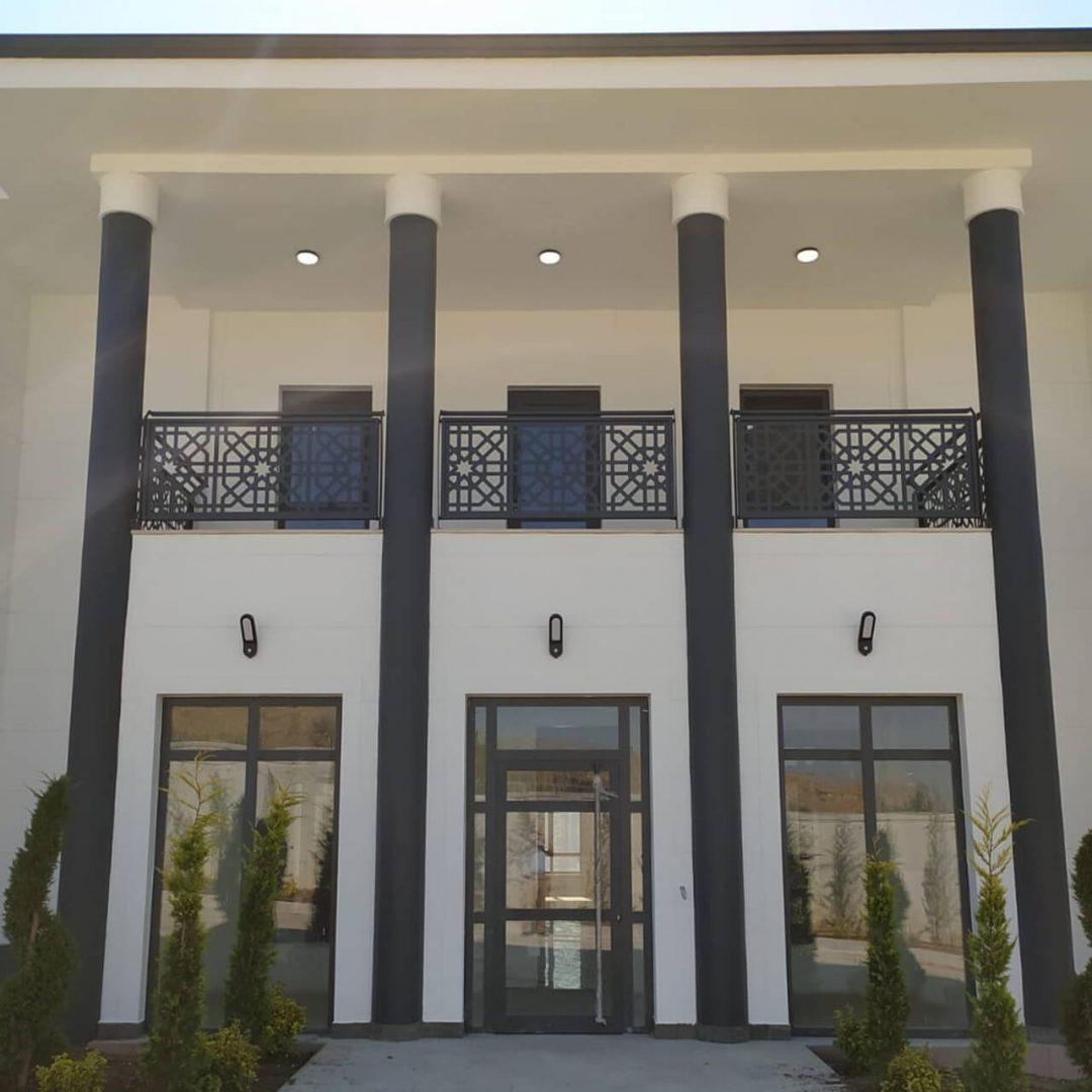 مبنى سفارة السنغال