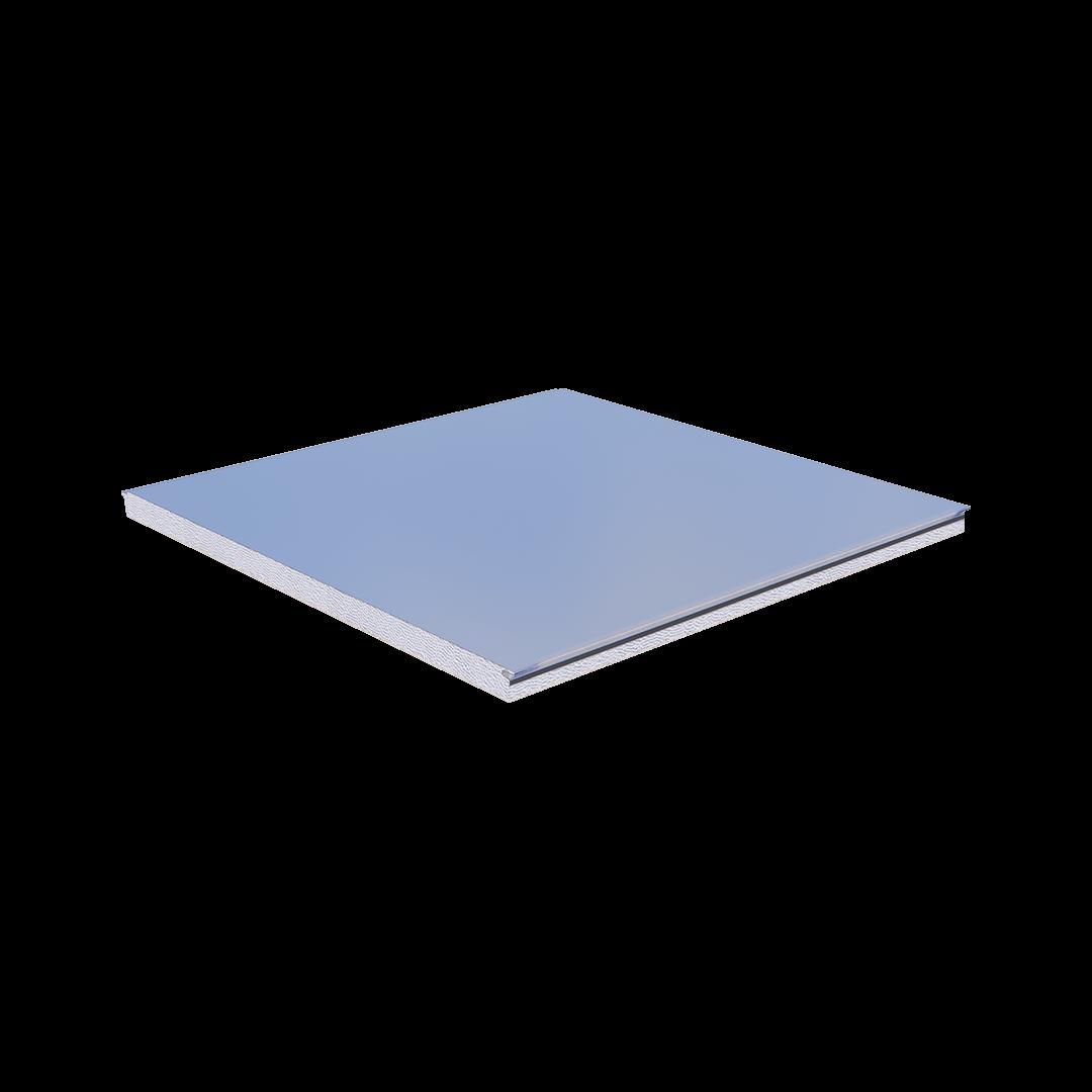 ألواح من نوع غرف التبريد رقاقة معدن – EPS – الإسمنت الليفي