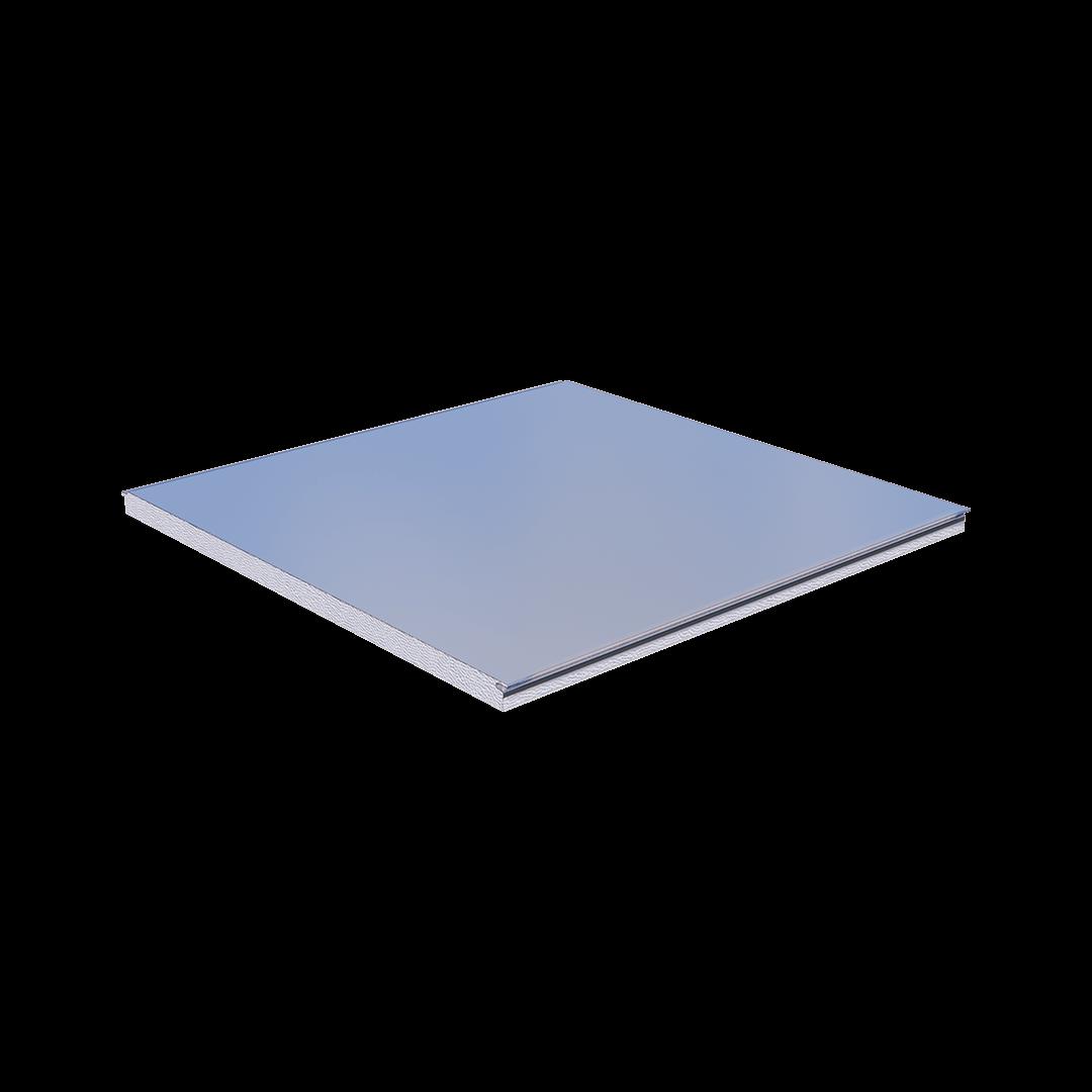 ألواح من نوع غرف التبريد رقاقة معدن – EPS – PET
